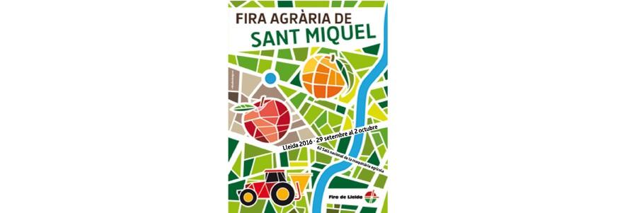 Participamos en la 61ª edición de Feria de Sant Miquel