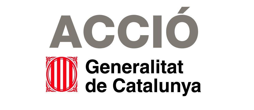 Selected for the ACCIÓ corporation enterprises' program