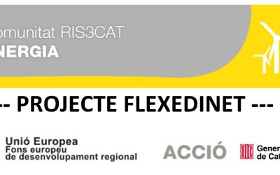 The FLEXEDINET project, within the RIS3CAT community of Energy, reaches the equator of its innovative development.