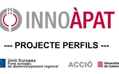El projecte PERFILS, dintre de la comunitat INNOAPAT, complerta el seu primer any de desenvolupament innovador.