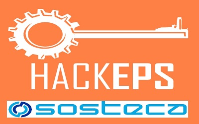 SOSTECA sponsors the Hackaton HACKEPS, promoted by Lleida Developers.